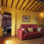 Hotel Dalì - app. Bella Vista - soggiorno