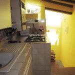 Hotel Dalì - app. Bella Vista - cucina