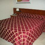 Camera: il letto