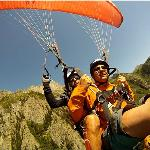 Discovery Tandem Paraglide Flight