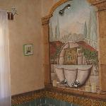 Baño en zona del comedor