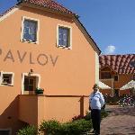 Hotel Pavlov Restaurant