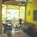 Inside Yellow Cottage