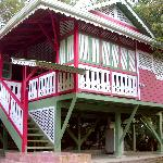 Aguas Claras Beach Cottages Foto