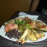 antipasto mediterraneo (dello chef)