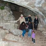 uscita grotte in texas
