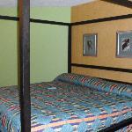 Comfy bed!!!
