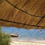 ombrelloni stile Canarie: super ombra!