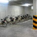 le biciclette a disposizione