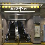 take B Exit
