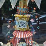 Fancy party cake