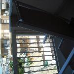 silla en el balcon para disfrutarlo