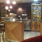 Bar Area in far corner of 2nd floor eating level