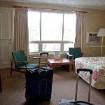 North Lodge room