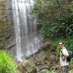 Mt. Carmel hike to the falls