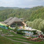 Pools and aqua park