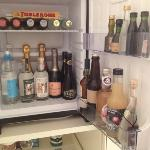 what a selection in the minibar