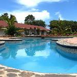 Pool of Hotel Puku Vai