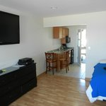 room 122 in beach dune building just completly re-dun by the owner by far the