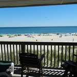 beach dune building room 122 only room to have bar height chairs giving u perf