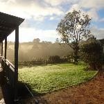 Beautiful morning at Amamoor Lodge