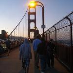 Golden Gate Bridge Night Tour