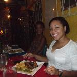 Dining at