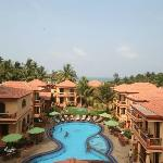 Resort Top View