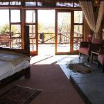Elephant suite bedrooms