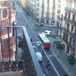 Balcón del sexto piso