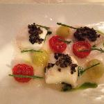 Contemporary John Dory Acqua Pazza