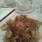 Fried Soft Sea food Noodles