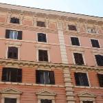 Ancient Romance building