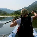 Kayaking around Lake Skadar, Montenegro