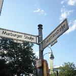 To Marburger Strasse