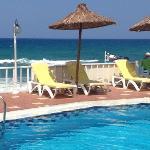 meltemi beach and pool