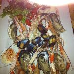 Seafood Platter Gabys :)