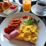 Breakfast @Pixel