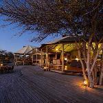 Kalahari Plains Camp Main Area