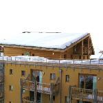 vue de la facade sud