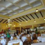 Restaurant (buffet system)