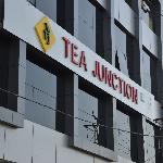 front side of tea junction