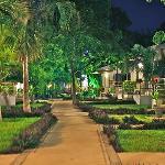 Foto de Hotel villas Bambú
