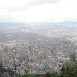 City view form Monserrate