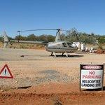 Excursión en helicóptero