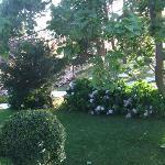Jardin et minigolf