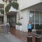Hotel indgang