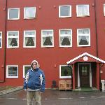 Nordkapp Vandrerhjem Hostel Foto
