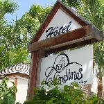 Hotel les ondines sur la plage