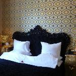 The double queen bed